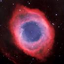 Helix Nebula HaLRGB NGC 7293,                                1074j