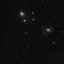 NGC 4319 with Markarian 205 quasar,                                Łukasz Sujka