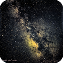 Milky Way of May 2019 Reprocessed with Photoshop,                                Van H. McComas