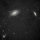 M81 - Bode's Galaxy & M82 - Cigar Galaxy,                                Kriss Bennett