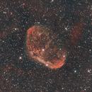 NGC 6888 - The Crescent Nebula,                                Danny Flippo
