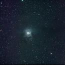 Iris Nebula,                                Robin Clark - EAA imager