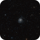 Messier 101,                                Fabian Rodriguez...