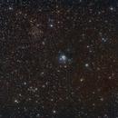 NGC7133 NGC7129 NGC7142,                                Claustonberry