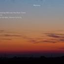Mercury and Venus at Twilight,                                Stephen Charnock