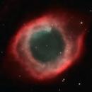 Helix Nebula - NGC 7293,                                Stefan Böckler