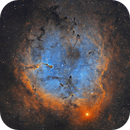IC 1396 Elephant's Trunk Nebula 20210522 19800s SHO 01.2.3,                                Allan Alaoui