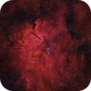 NGC 6820/6823 and how to spend 1276 minutes of your life,                                Uwe Deutermann