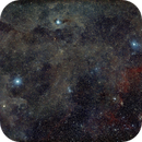 Dust Clouds in Cepheus,                                FrostByte