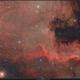 NGC 7000,                                Enrico Scheibel