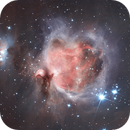 Orion Nebula - M42,                                Alessandro Iannacci