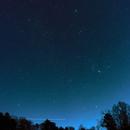 Orion Taurus Auriga Gemini wide field,                                JoeRez