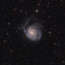 Messier 101,                                Giuseppe Donatiello