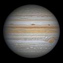 First light GSO 203MM Jupiter,                                Lucca Schwingel Viola