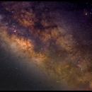 Center of the Milky Way,                                Ernst Gamauf