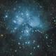 Messier M45,                                Walter Wilhelm