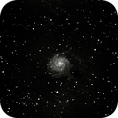 M101 Pinwheel Galaxy,                                Moleculejockey