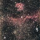 IC2177 Seagull Nebula,                                PapaMcEuin