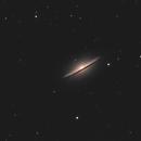 M 104 - The Sombrero Galaxy,                                pete_xl