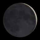 Luna con luce cinerea,                                gagba