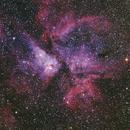 NGC 3372 Eta Carina Nebula,                                jaetea