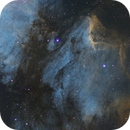 IC5067 Pelican Neb. 2x3 SHO Mosaic,                                Juan José Picón