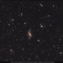 NGC660 - Polar Ring Galaxy,                                Michael Lorenz