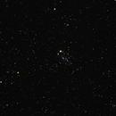 NGC 457 - Owl Cluster,                                Marc Mantha