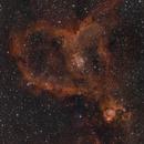 Heart Nebula for Guddu,                                Chris Schaad