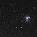 Messier 12 Globular Cluster,                                Fenton