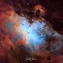 M16 Eagle Nebula,                                Carl Weber