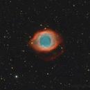 Helix Nebula in visible light,                                Ignacio Diaz Bobillo