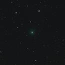 Comet C/ 2019 Y4 Atlas,                                Steven Bellavia