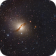 NGC 5128 - Centaurus A - 3 hours of subs @ QHY8L :-),                                Daniel Nobre