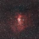 Bubble Nebula  / NGC 7635,                                Francesco