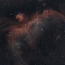 Seagull Nebula IC 2177,                                photoman888