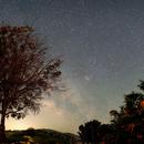 Milky Way Panorama - Borrego Springs, CA,                                Jim Matzger