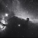 Horsehead nebula Ha,                                Izaac da Silva Leite