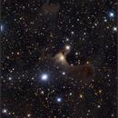 VDB 141 Ghost Nebula L-RGB,                                Burkhard