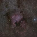 NGC 7000,                                Martin Nischang