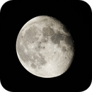 ISS Moon transit,                                F83eric