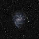 NGC 6946 - Fireworks Galaxy,                                Bob Stewart