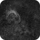 NGC3199 in Hydrogen Alpha and LRHaGB,                                TWFowler