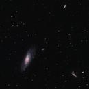 Messier 106,                                Alistair