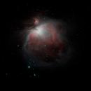 M42 (Orion Nebula),                                André Bremer