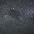 Widefield of surroundings Crux,                                skysurfer
