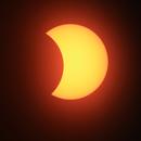 Partial solar eclipse,                                Adriano