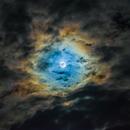 Lunar eye,                                Alessandro Merga...