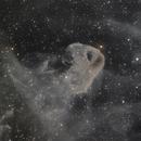 LBN 777 - Baby Eagle Nebula,                                Yizhou Zhang