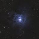 Iris Nebula,                                Andrew Marjama